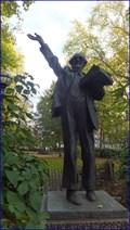 Image for Fenner Brockway - Red Lion Square, London, UK