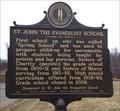 Image for St. John the Evangelist School