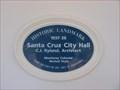 Image for Santa Cruz City Hall - Santa Cruz, CA
