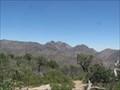 Image for Cochise Head - Cochise County, Arizona