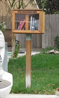Image for Little Free Library 646 - Merced, CA