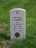 Image for Colonel Arthur Campbell