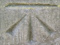 Image for Cut Bench Mark - Chancery Lane, London, UK