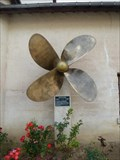 Image for Propeller of a D-Day ship - Musée Maurice Dufresne - Azay-le-Rideau, France