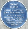 Image for George Baxter - Northampton Square, London, UK