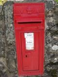 Image for Victorian Post Box - Llangower, Bala, Gwynedd, North Wales, UK