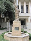 Image for Statue of Liberty ~ Midland, Texas