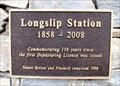 Image for FIRST — Depasturing License was Issued — Longslip Station, New Zealand