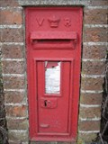 Image for Victorian Post Box Lower East Carleton Norfolk