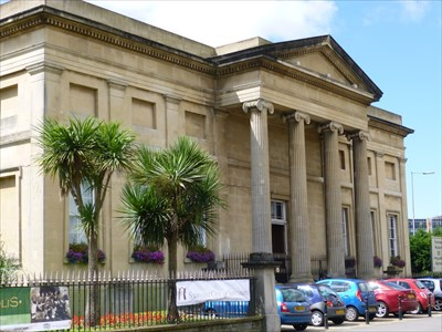 Edgar Evans - Swansea Museum - Wales.