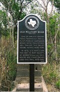 Image for Old Military Road - Hemphill County, TX