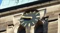 Image for The Clock of Friedenskirche (Essen-Steele) - Essen, Germany