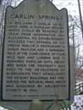 Image for Carlin Springs