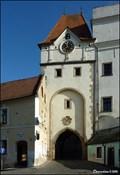 Image for Nežárecká brána / Nežárecká Gate (Jindrichuv Hradec, South Bohemia)