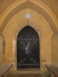 Image for St Lawrence's Church Door - Church End, Steppingley, Bedfordshire, UK