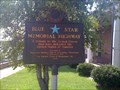 Image for Blue Star Marker Vicksburg Mississippi