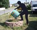 Image for Man Pouring the Paint, Shrewsbury, Pennsylvania
