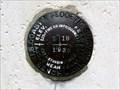 """Image for BN0018 - """"Z 118"""" bench mark disk - Burnet, TX"""