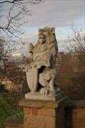 Image for Nottingham Castle Lions