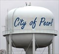Image for City of Pearl Water Tower - Pearl, MS