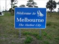Image for Melbourne, FL - The Harbor City