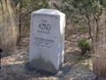 Image for 42nd Parallel marker - Kingston, MASS.