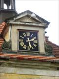 Image for Chateau Clock - Voksice, Czech Republic