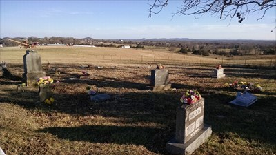 Mikeman Cemetery, by MountainWoods