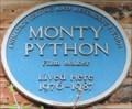 Image for Monty Python - Neal's Yard, London, UK