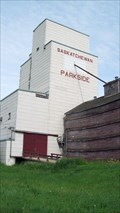 Image for Saskatchewan Wheat Pool Elevator - Parkside Saskatchewan