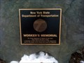 Image for NYS DOT Worker's Memorial, Campbell Township, NY