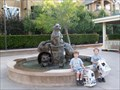 Image for Mischevious Raccoons Fountain - Menlo Park, Ca