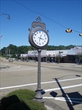 Image for Town Clock  -  Collins, MS