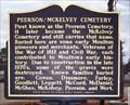 Image for Peerson/McKelvey Cemetery - Moulton, AL