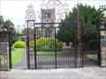 Image for Holy Trinity Church Gates -  Kendal Cumbria
