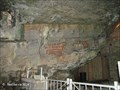 Image for Initials and Advertisement at Indian Echo Caverns - Near Hummelstown, PA