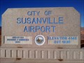 Image for City of Susanville Airport - Elevation 4148