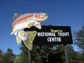 Image for Tongariro National Trout Centre. North Island. New Zealand.