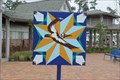 "Image for ""The Pelican State"" -- Louisiana Northshore Quilt Trail, WB I-10 Rest Area, Slidell LA"