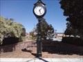 Image for Cisterna Park Town Clock - Fort Smith AR