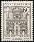 Image for Matyášova brána (Matthias Gate) - Prague, Czech Republic