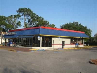 Burger King Tyrone Blvd St Petersburg Fl Burger King