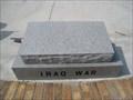 Image for Afghanistan-Iraq War Memorial Iraq War Memorial - Ft. Meade, FL