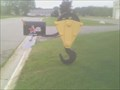 Image for Star Crane and Hoist mailbox