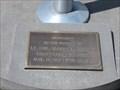 Image for Lt. Col. Harry C. Harris Memorial Flagpole - Fairland Ok.
