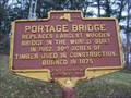 Image for Portage Bridge - Letchworth State Park, New York
