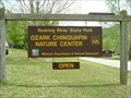 Image for OZARK CHINQUAPIN NATURE CENTER