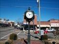 Image for Town Clock - Saluda SC USA