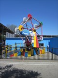 Image for San Jose Flea Market ferris wheel  - San Jose, CA