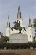 Image for Statue of General Andrew Jackson -- New Orleans LA